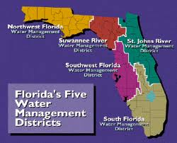 Location of St. John's Water Management District dep.state.fl.us