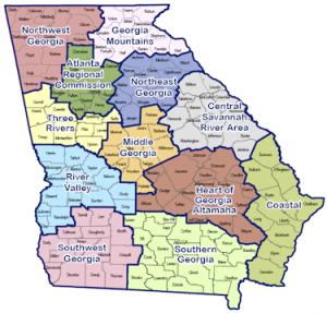 Georgia Regional Commissions garc.ga.gov