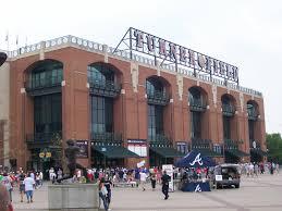 Turner Field ballparktours.blogspot.com