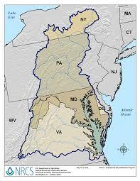 Chesapeake Bay Watershed nrcs.usda.gov