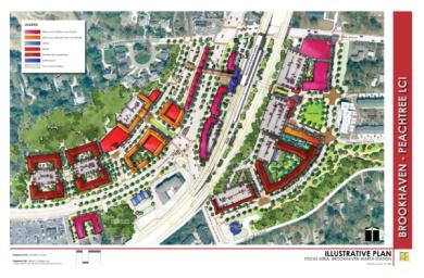 Brookaven MARTA Redevelopment Plan brookhavenpost.co