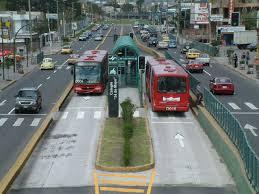 BRT System in Bogota steerdaviesgleave.com