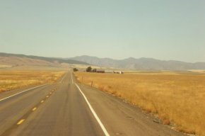This is Eastern Washington